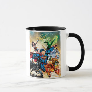 The New 52 Cover #2 Mug