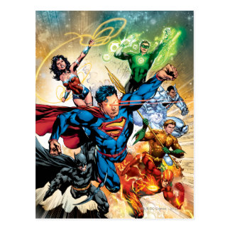 The New 52 Cover #2 Postcard