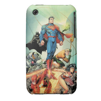 The New 52 Cover #3 Capullo Variant Case-Mate iPhone 3 Case