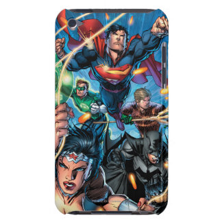 The New 52 Cover #4 Barely There iPod Cases