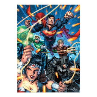 The New 52 Cover 4 Card