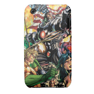 The New 52 Cover #5 Case-Mate iPhone 3 Case