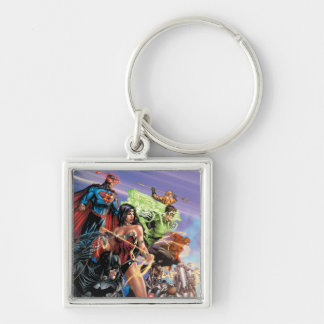 The New 52 Cover #5 Variant Key Ring