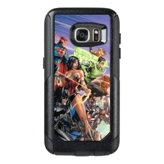 The New 52 Cover #5 Variant OtterBox Samsung Galaxy S7 Case