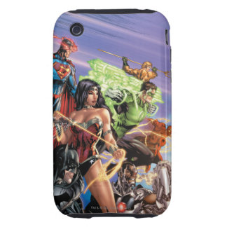 The New 52 Cover #5 Variant Tough iPhone 3 Case