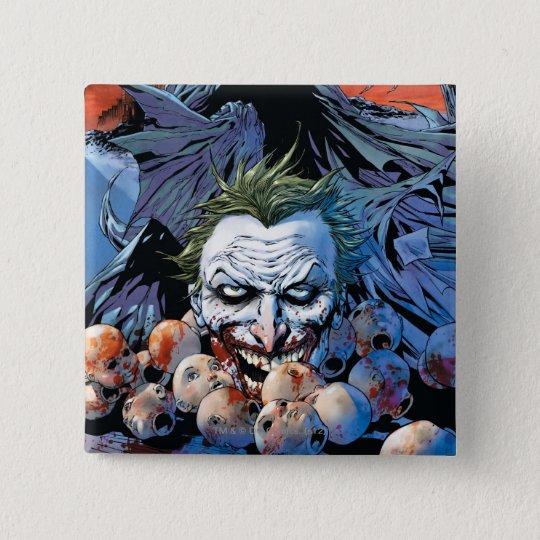 The New 52 - Detective Comics #1 15 Cm Square Badge