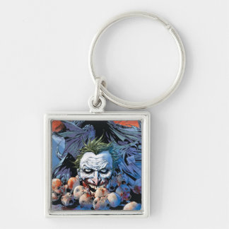 The New 52 - Detective Comics #1 Silver-Colored Square Key Ring