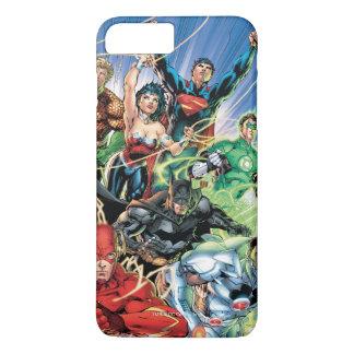 The New 52 - Justice League #1 iPhone 8 Plus/7 Plus Case