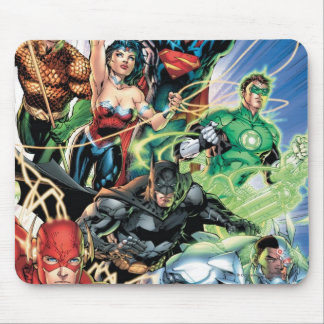 The New 52 - Justice League #1 Mouse Mat