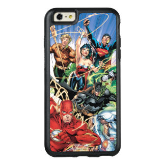 The New 52 - Justice League #1 OtterBox iPhone 6/6s Plus Case