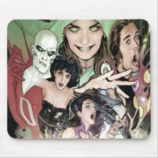 The New 52 - Justice League Dark 1 Mouse Pads