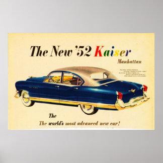 The New 52 Kaiser Car 3 Poster