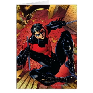 The New 52 - Nightwing #1 Card