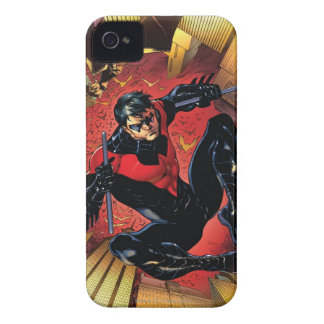 The New 52 - Nightwing #1 iPhone 4 Case