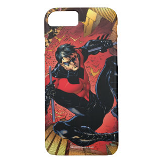 The New 52 - Nightwing #1 iPhone 8/7 Case