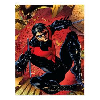The New 52 - Nightwing #1 Postcard