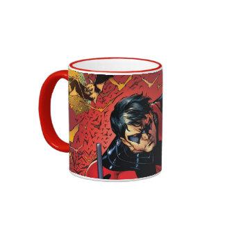 The New 52 - Nightwing #1 Ringer Mug