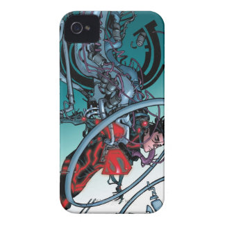 The New 52 - Superboy #1 iPhone 4 Case-Mate Cases