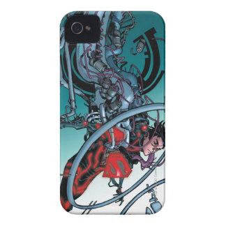 The New 52 - Superboy #1 iPhone 4 Cases