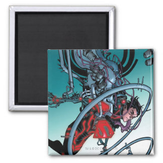 The New 52 - Superboy #1 Square Magnet