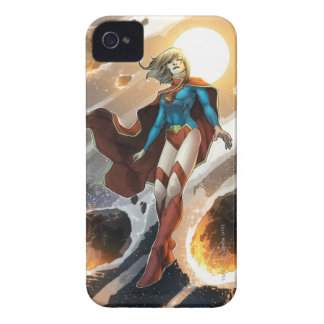 The New 52 - Supergirl #1 iPhone 4 Case-Mate Cases