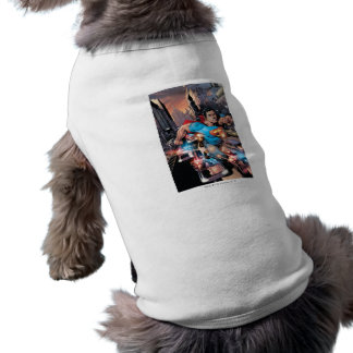 The New 52 - Superman #1 2 Doggie T Shirt