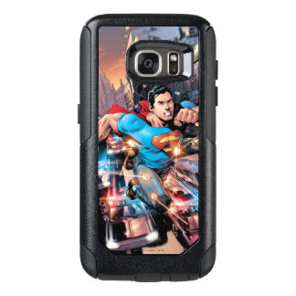 The New 52 - Superman #1 2 OtterBox Samsung Galaxy S7 Case