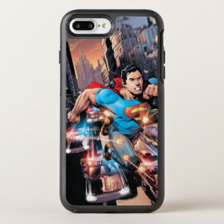The New 52 - Superman #1 2 OtterBox Symmetry iPhone 8 Plus/7 Plus Case