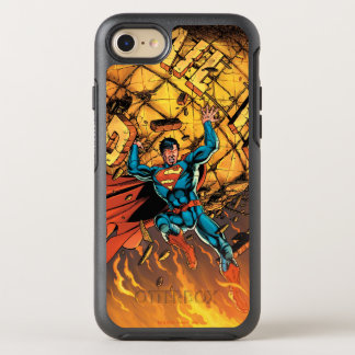 The New 52 - Superman #1 OtterBox Symmetry iPhone 8/7 Case