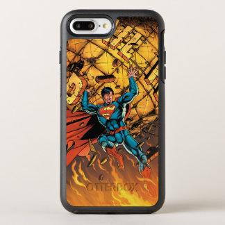 The New 52 - Superman #1 OtterBox Symmetry iPhone 8 Plus/7 Plus Case