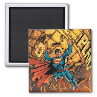 The New 52 - Superman #1 Square Magnet