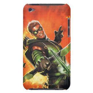 The New 52 - The Green Arrow #1 Barely There iPod Cases