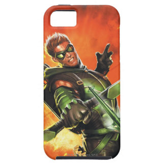 The New 52 - The Green Arrow #1 iPhone 5 Cases