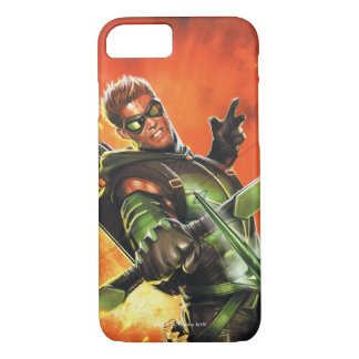 The New 52 - The Green Arrow #1 iPhone 8/7 Case
