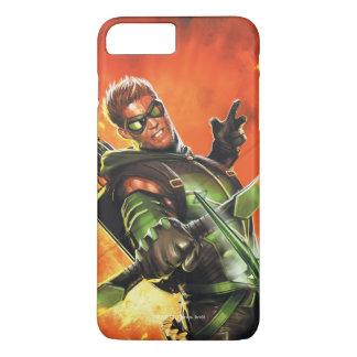 The New 52 - The Green Arrow #1 iPhone 8 Plus/7 Plus Case