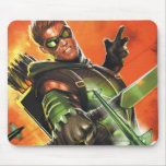 The New 52 - The Green Arrow #1 Mouse Pad