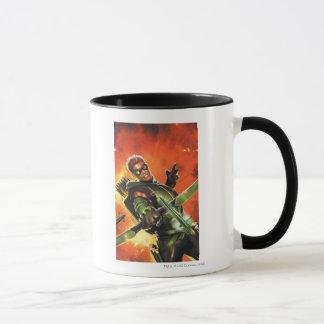 The New 52 - The Green Arrow #1 Mug