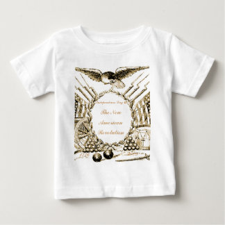 The NEW American Revolution Baby T-Shirt