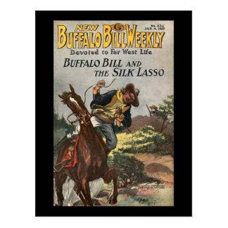 The New Buffalo Bill Weekly No. 330 1919 Postcard