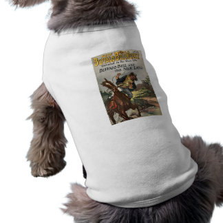 The New Buffalo Bill Weekly No. 330 1919 Sleeveless Dog Shirt