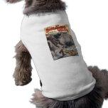 The New Buffalo Bill Weekly No. 98, 1914 Dog T-shirt