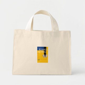 """The New Business of Acting""  Canvas Bag"