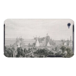 The New Crystal Palace at Sydenham, engraved by La Barely There iPod Covers