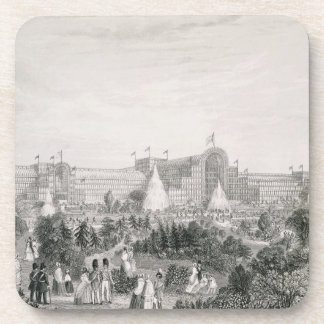 The New Crystal Palace at Sydenham, engraved by La Coaster