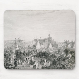 The New Crystal Palace at Sydenham, engraved by La Mouse Mat