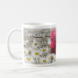 The New Dancing In Daffodils LP Marans Coffee Mug