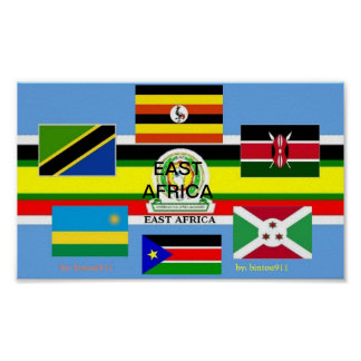 THE NEW EAST AFRICA PRINT