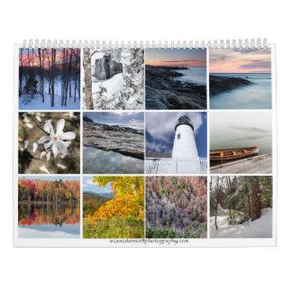 The New England Calendar