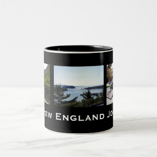 The New England Journey Mug