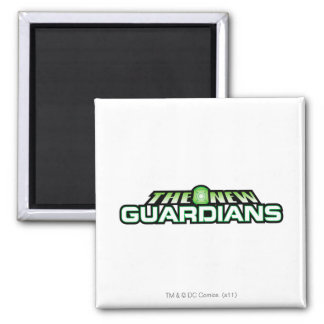 The New Guardians Square Magnet